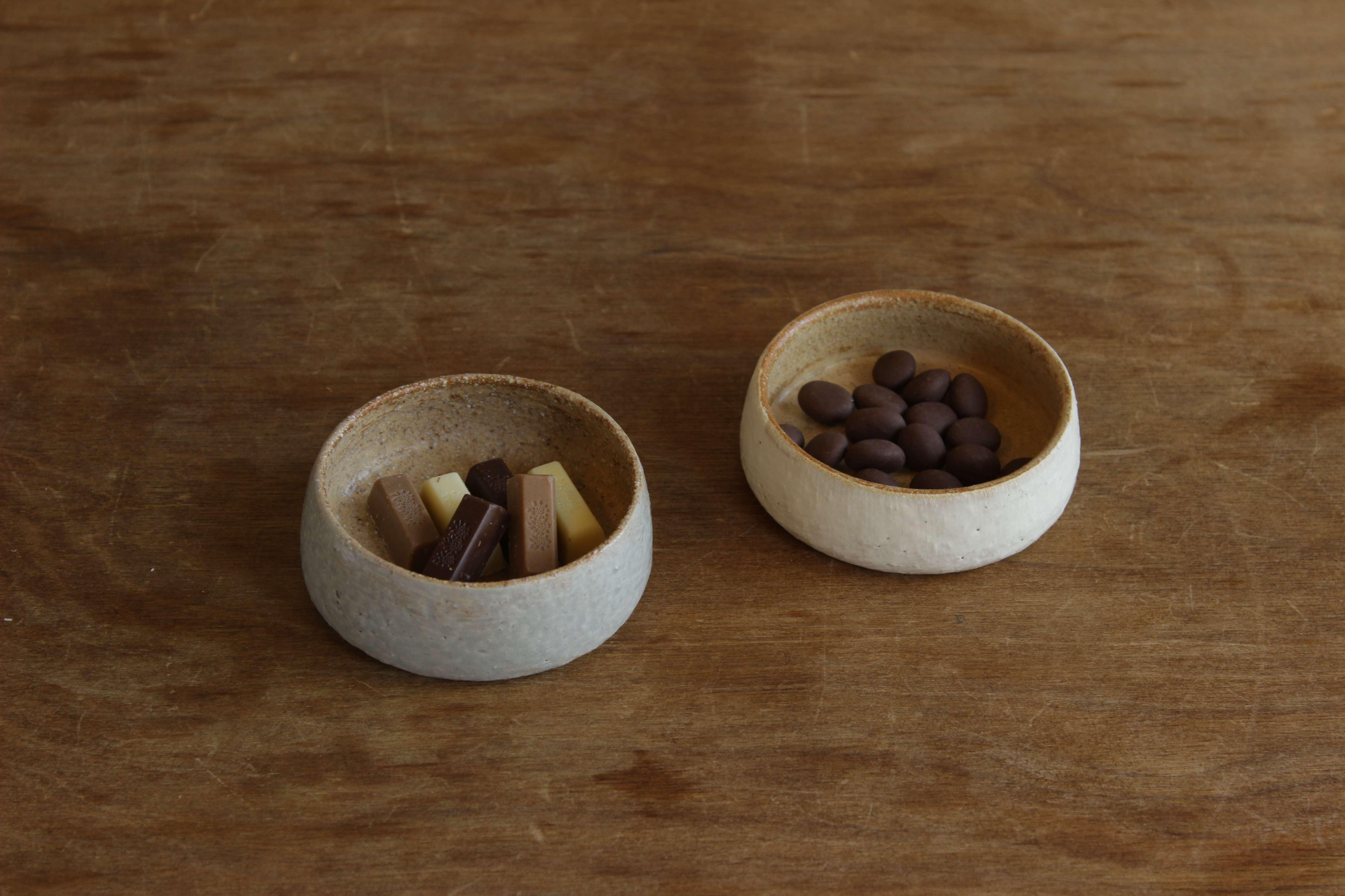 いにま陶房とチョコレート